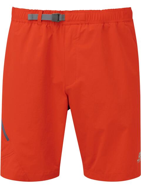 Mountain Equipment Comici - Pantalones cortos Hombre - naranja